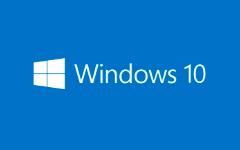 Logo do produto Windows 10