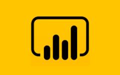 Logo do produto Microsoft Power BI