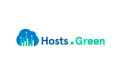 Logo da fabricante Hosts Green