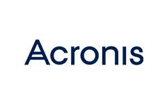 Logo da fabricante Acronis