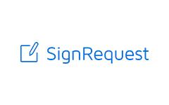 Logo da fabricante SignRequest
