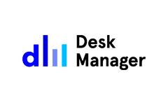 Logo da fabricante Desk Manager