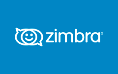 Logo do produto Zimbra