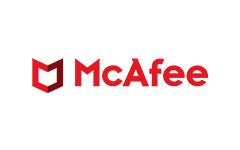 Logo da fabricante McAfee